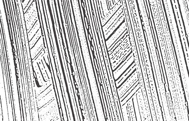 Textura do grunge. rastro áspero cinza preto de socorro. formação artística. textura suja do grunge do ruído. superfície artística divertida. Vetor Premium