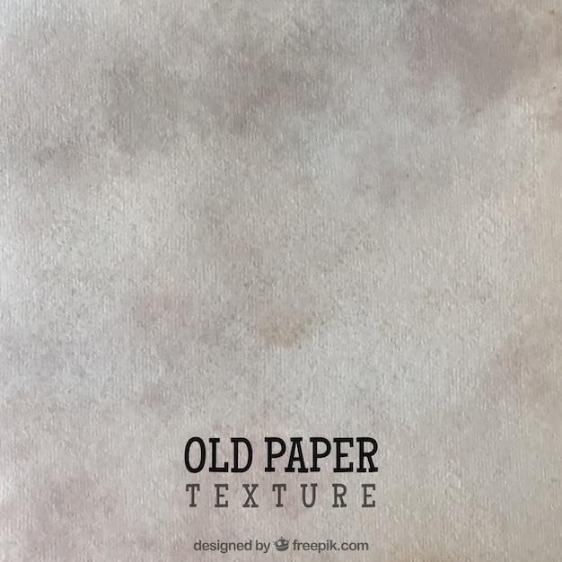 Textura do papel do vintage Vetor grátis