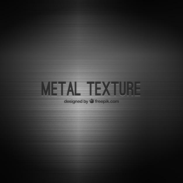 Textura metálica brilhante Vetor grátis