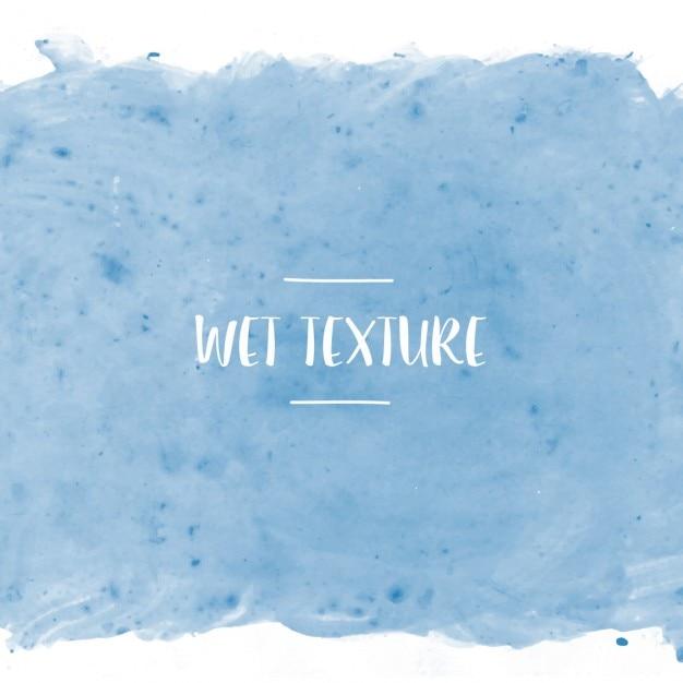 Textura wet blue Vetor grátis