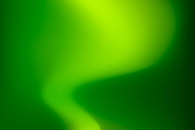 Tons de verde degradê de fundo Vetor grátis