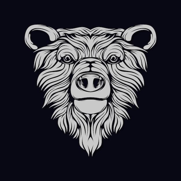 Urso Vetor Premium
