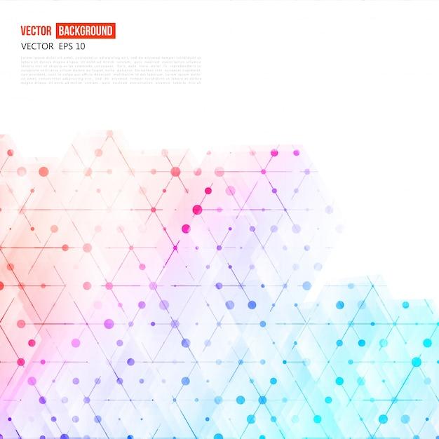 Vector forma abstrata geométrica de cubos cinzentos. Vetor grátis