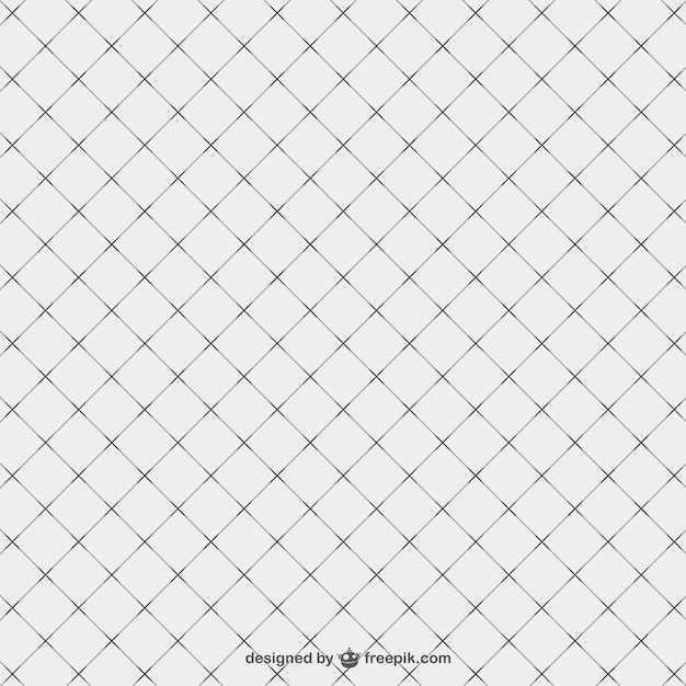 Vector seamless pattern losango Vetor grátis