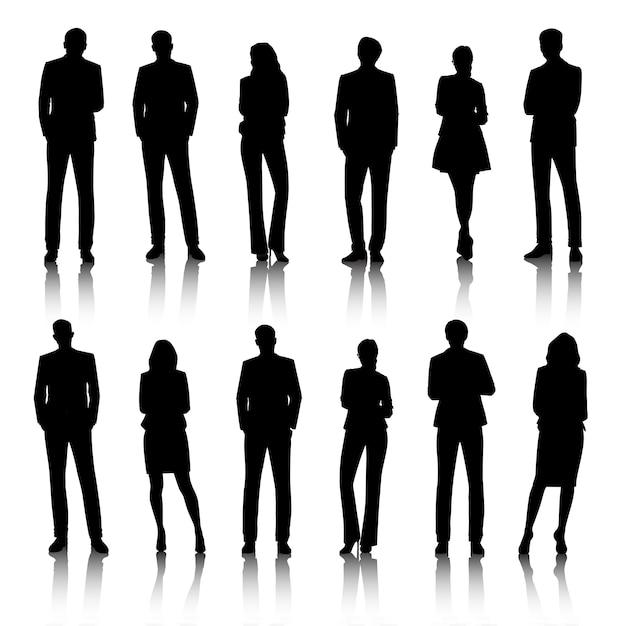 Vector ui ilustração negócios pessoas conceito Vetor grátis
