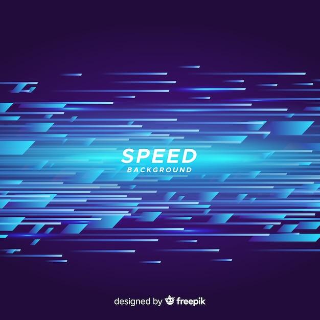 Velocidade de fundo Vetor grátis