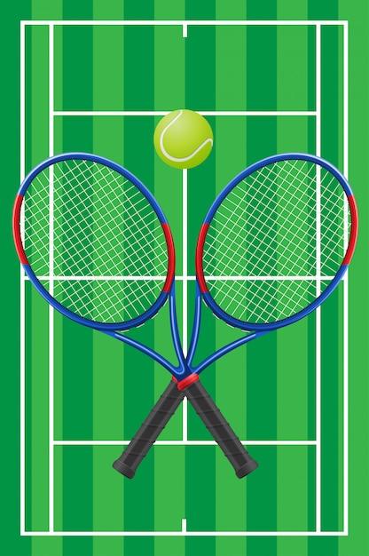 Vetor de tênis Vetor Premium