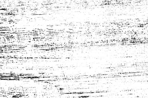 Vetor preto e branco da textura do grunge. fundo abstrato da superfície da ilustração. vetor eps10. Vetor Premium