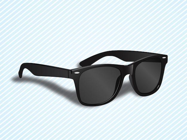 b05eab53c1c83 Wayfarers óculos ray ban vector   Baixar vetores grátis