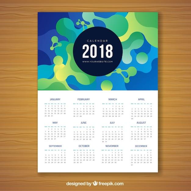 Printable Calendar Graphic Design : Calendario foto e vettori gratis