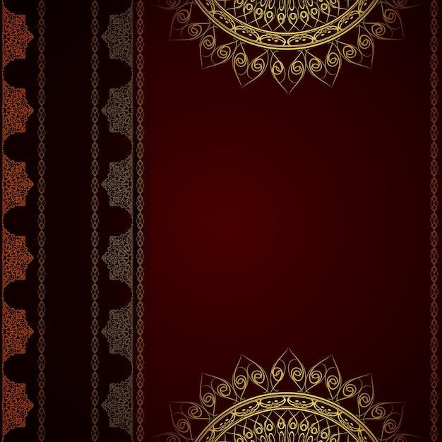 Abstract artisitic sfondo di lusso reale Vettore gratuito