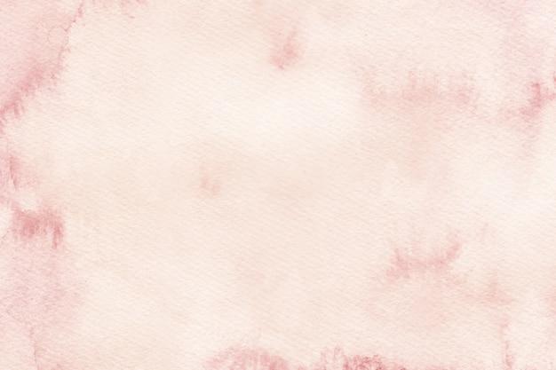 Acquerello astratto nuvole di sfondo Vettore gratuito