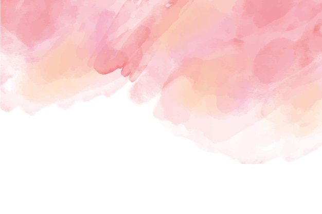 Acquerello dipinto a mano sullo sfondo Vettore gratuito