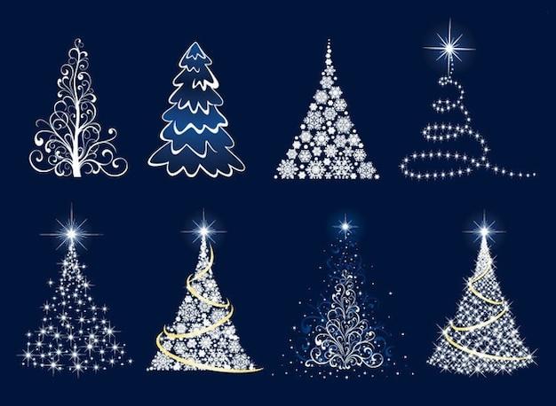 Disegni Di Natale Vettoriali.Albero Di Natale Vettoriale Free Disegni Di Natale 2019