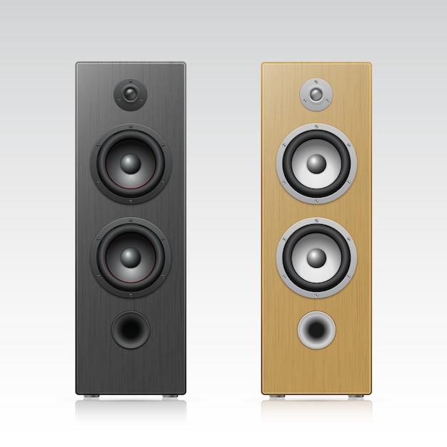 Altoparlanti acustici Vettore Premium