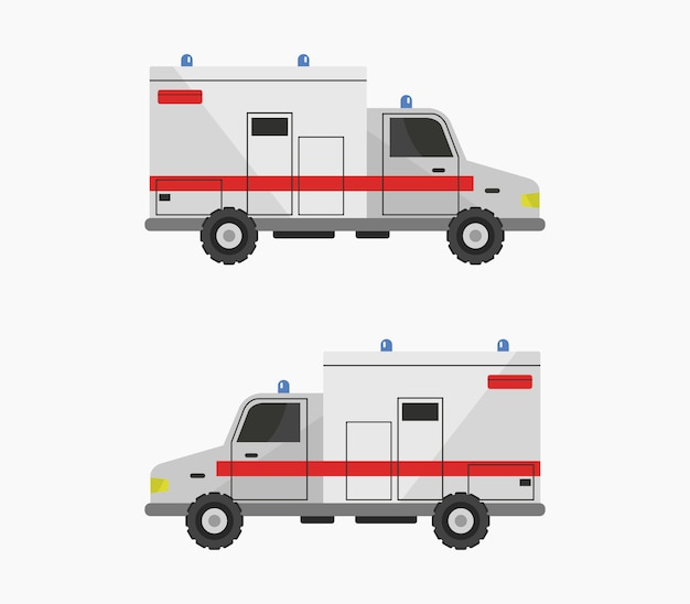 Ambulanza Vettore Premium