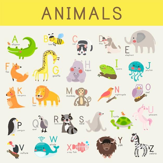 Animali Vettore gratuito