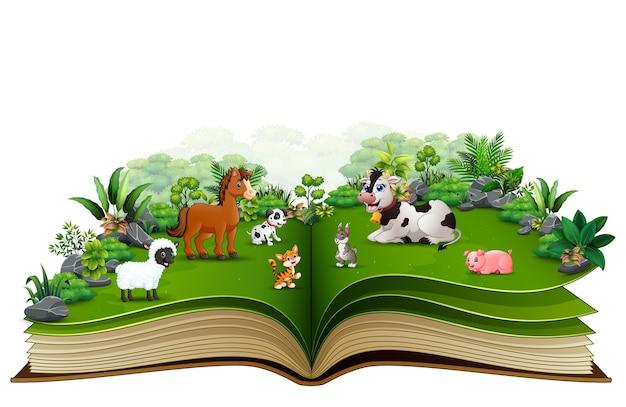 Foto fattoria degli animali immagini e vettoriali