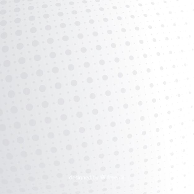 Astratto sfondo bianco mezzitoni Vettore gratuito