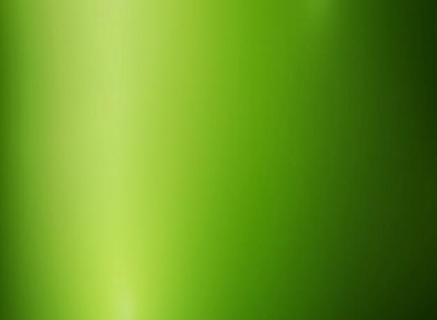 Astratto sfondo di colore lucido lucido metallico verde Vettore Premium