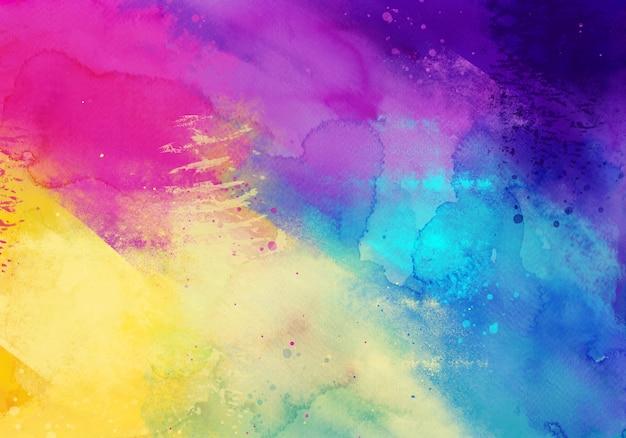 Astratto sfondo di marmo colorato Vettore Premium