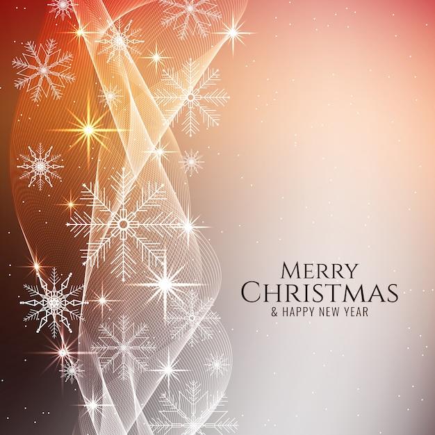 Sfondi Natalizi Eleganti.Astratto Sfondo Elegante Di Buon Natale Scaricare Vettori Gratis