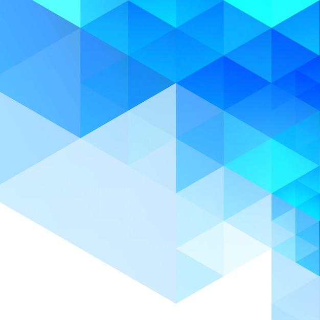 Astratto Sfondo Geometrico Blu Scaricare Vettori Gratis