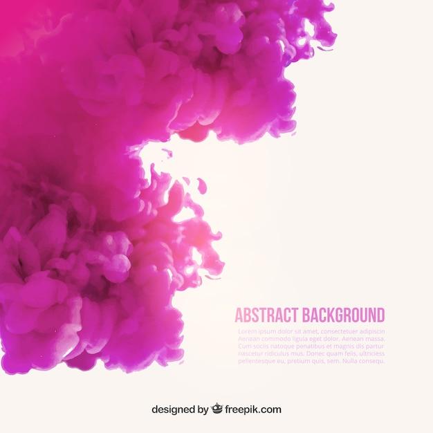 Astratto sfondo rosa Vettore gratuito