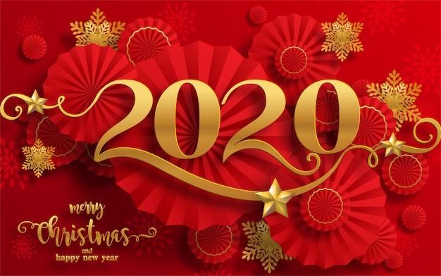 Auguri Di Buon Natale 2020 Video.Auguri Di Buon Natale E Modelli Di Felice Anno Nuovo 2020
