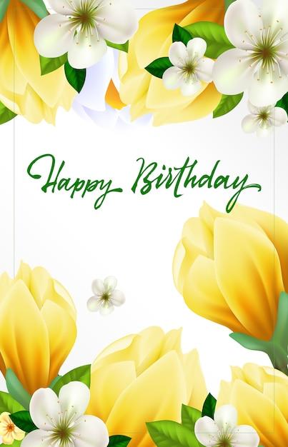 Molto Auguri di compleanno auguri | Scaricare vettori gratis FX14