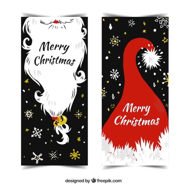 Auguri Di Natale Per Il Marito.Glitter Marito Cartolina Di Natale Babbo Natale Casa Arredamento E