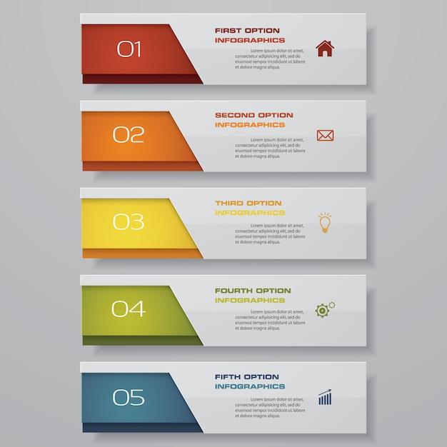 Bandiera Vettore Premium