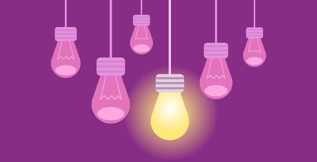 Banner di innovazione Vettore gratuito