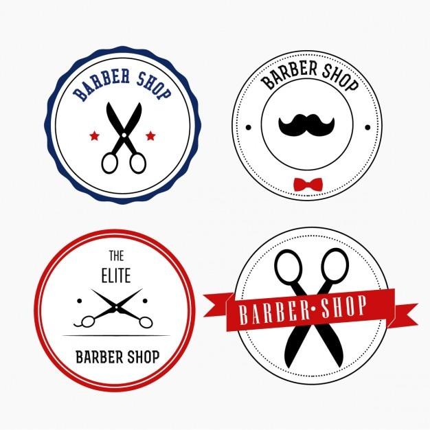 Barbiere Vettore gratuito