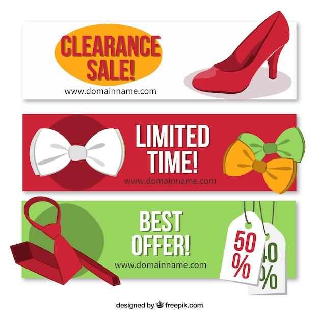 Best offer banner Vettore gratuito