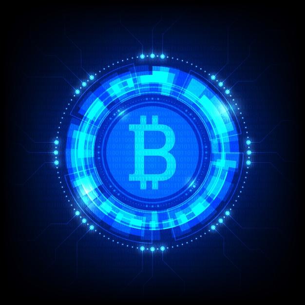 Bitcoin Vettore Premium