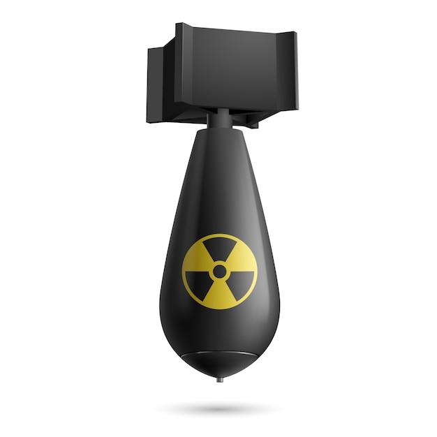 Bomba nera Vettore Premium