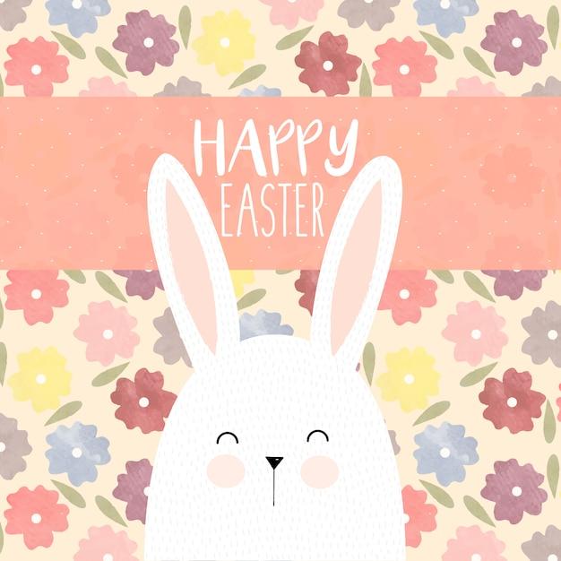 Buona Pasqua Vettore gratuito