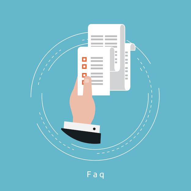 Business design backgorund Vettore gratuito