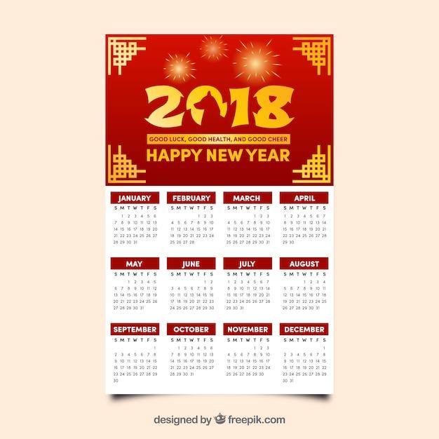 Calendario Giapponese Animali.Calendario Giapponese Del Nuovo Anno Scaricare Vettori Gratis