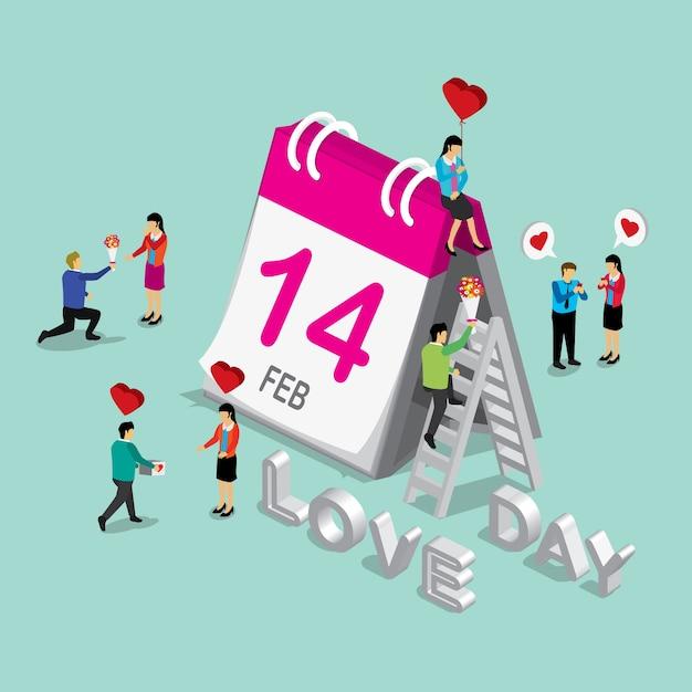Calendario Internazionale.Calendario Internazionale Di San Valentino Scaricare