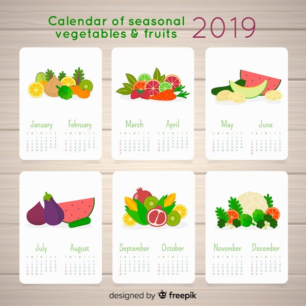 Calendario Stagionalita Frutta E Verdura.Calendario Stagionale Di Frutta E Verdura Scaricare