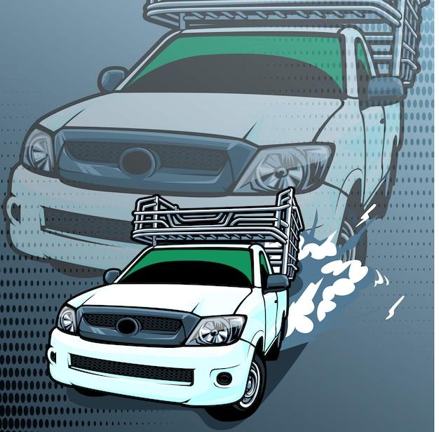 Camioncino Vettore Premium