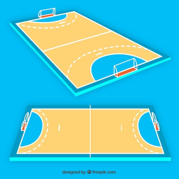 Campi da gioco foto e vettori gratis - Campi da pallavolo gratis stampabili ...
