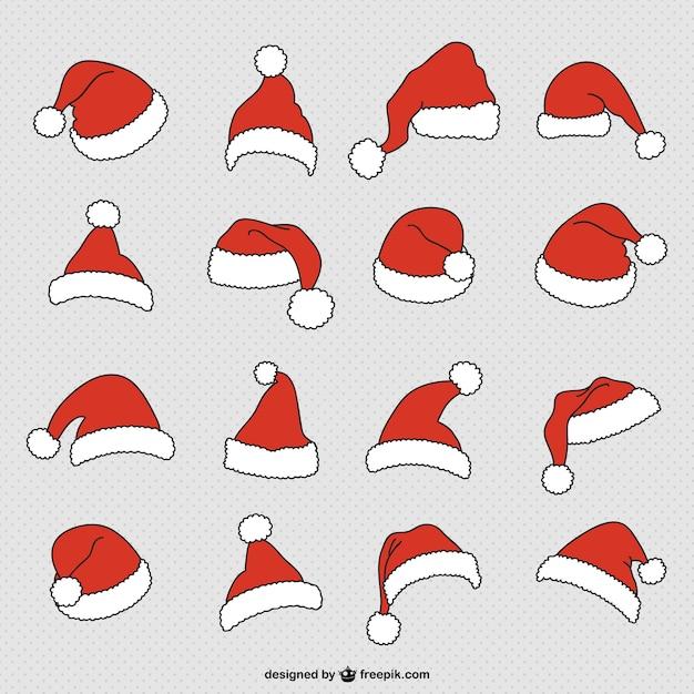 Disegno Cappello Babbo Natale Campobassopellicce