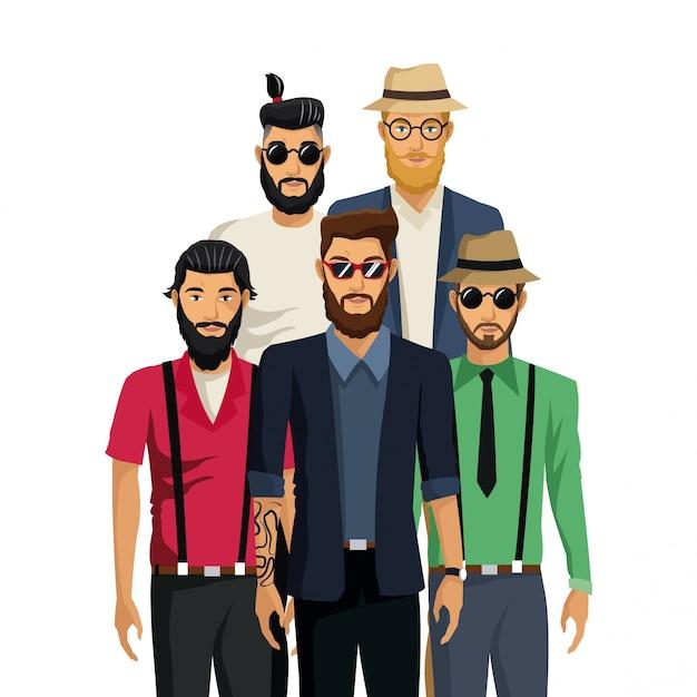 disponibilità nel Regno Unito vendita scontata morbido e leggero Cappello da barba e occhiali da sole per uomo | Scaricare ...