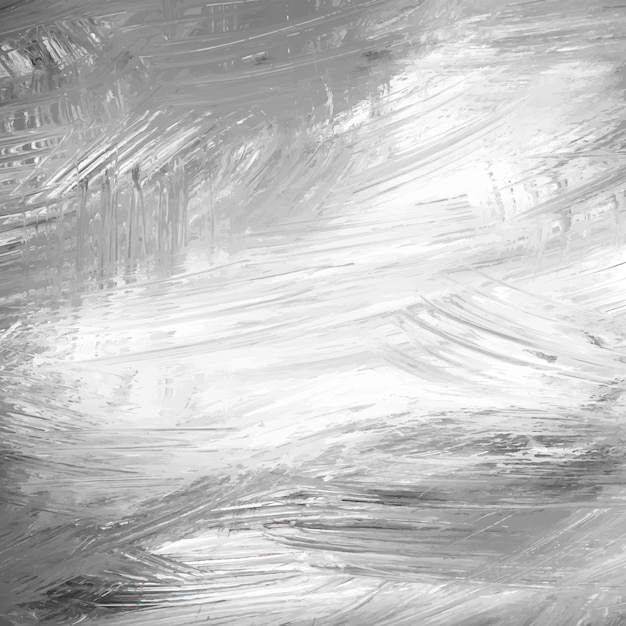 Carta da parati grigia dipinta Vettore gratuito