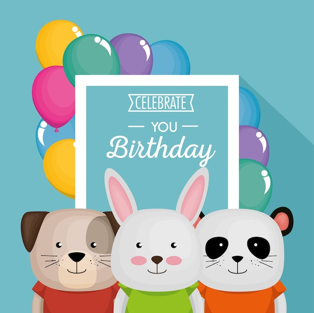 Immagini Buon Compleanno Animali Powermall