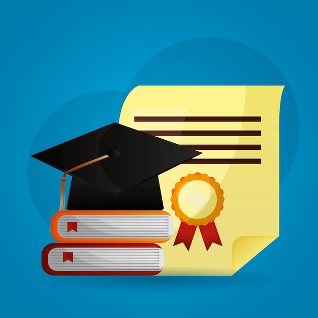 Carta di congratulazioni Vettore Premium