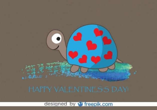 Cartone animato tartaruga vettore carta scaricare